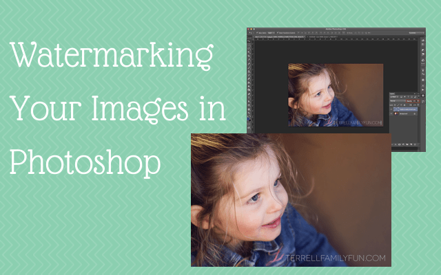 Watermarking Your Images in Photoshop