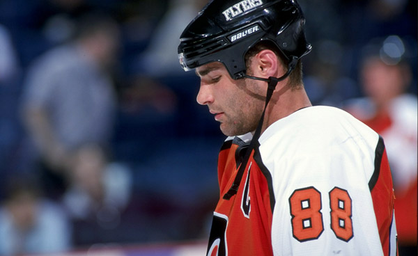 Eric Lindros Flyers