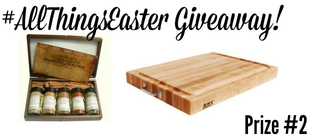 all things easter giveaway prize 2