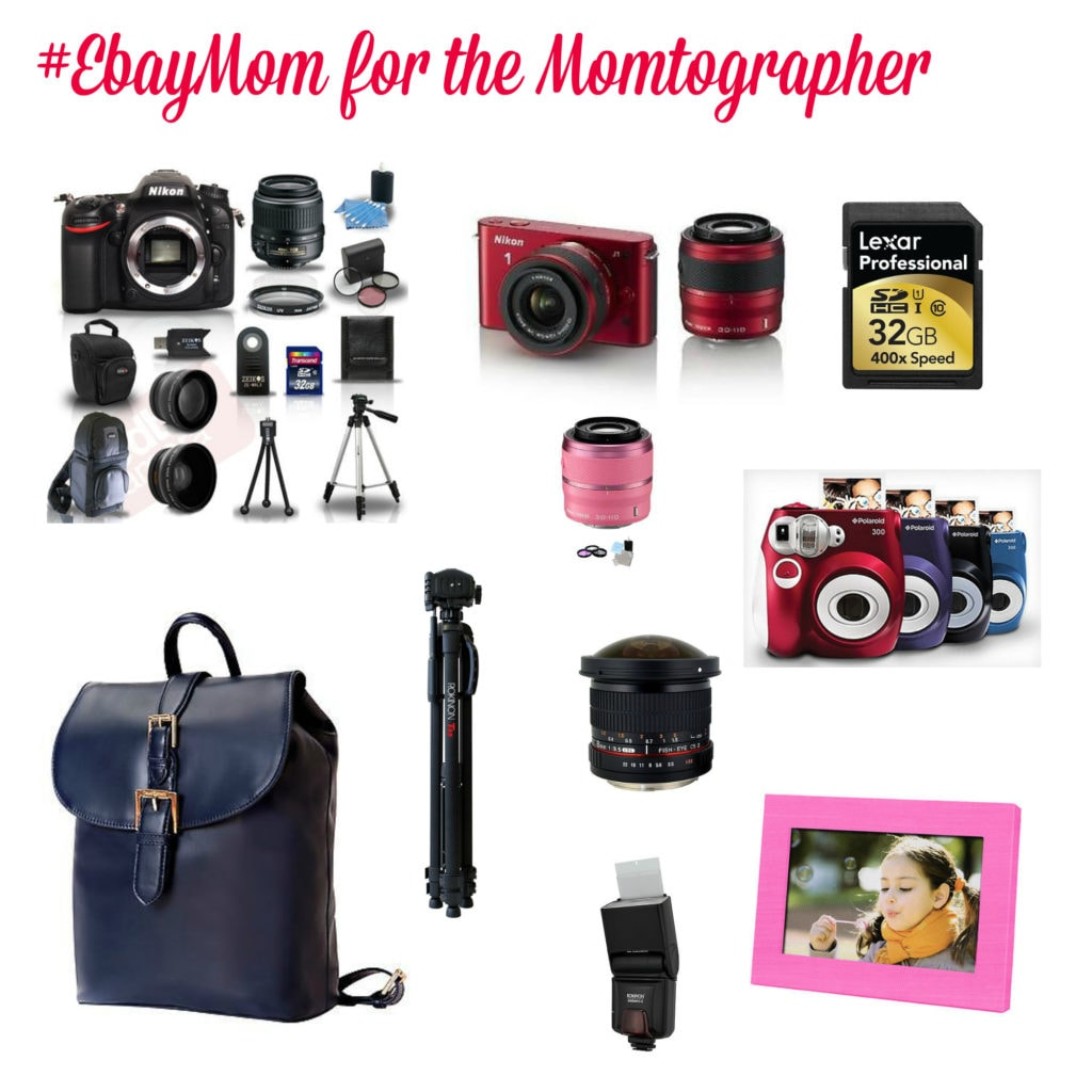 #ebaymom for the momtographer