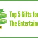 top 5 gifts for dad the entertainer