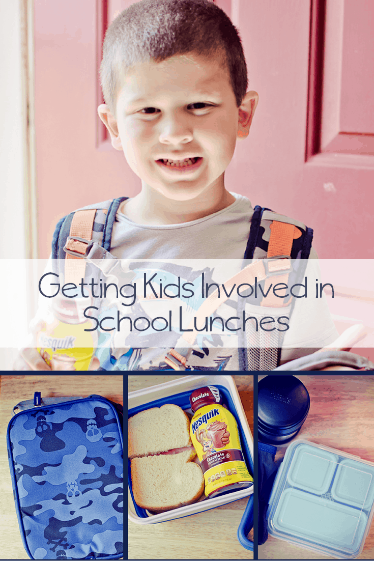 Getting Kids Involved with School