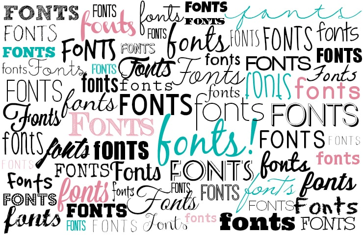 Free Font Combinations