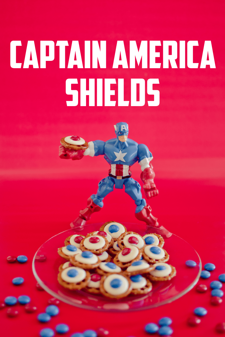 captain america shields