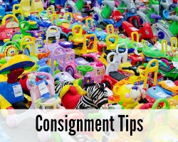 Consignment Tips