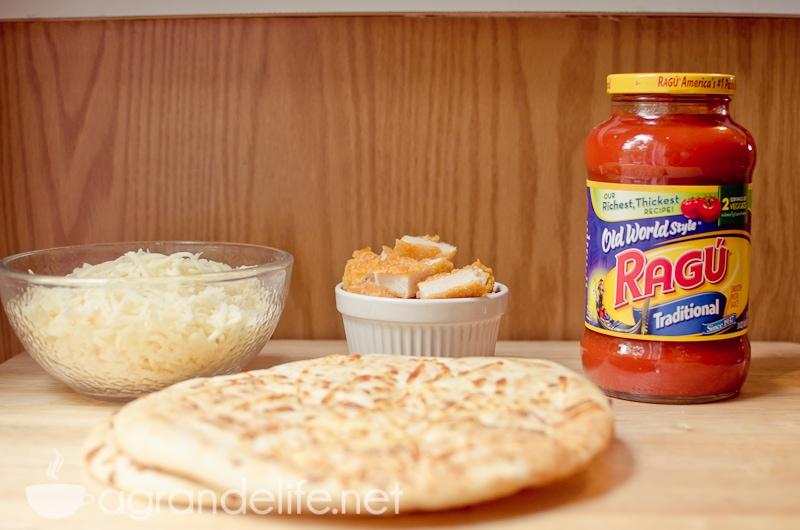 chicken parm pizza ingredients #newtradish