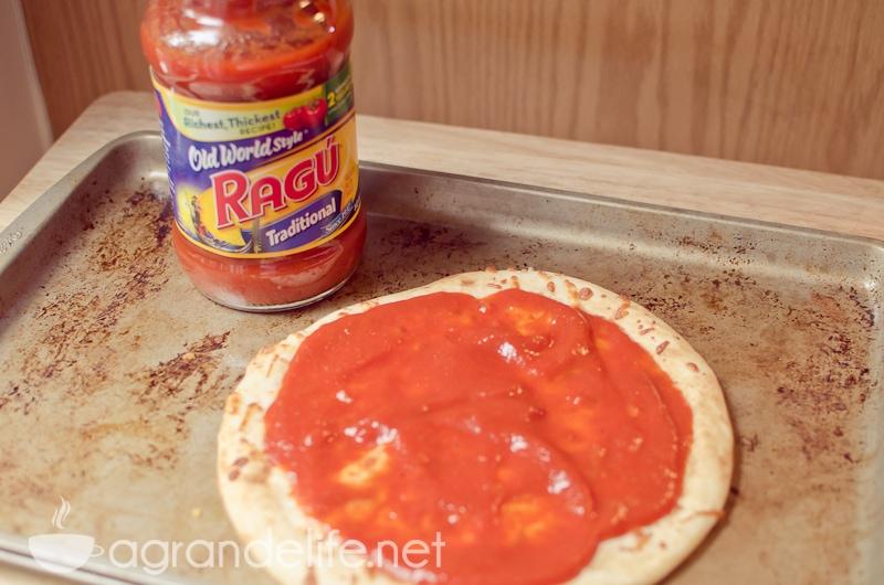 chicken parm pizza process #newtradish