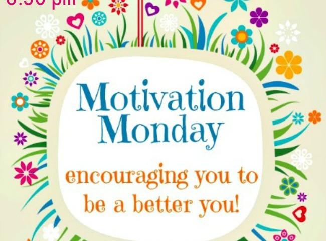 Motivation Monday Linky Party #127