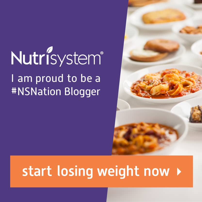 I'm proud to be a #NSNationBlogger. Click here to start your weight loss journey!