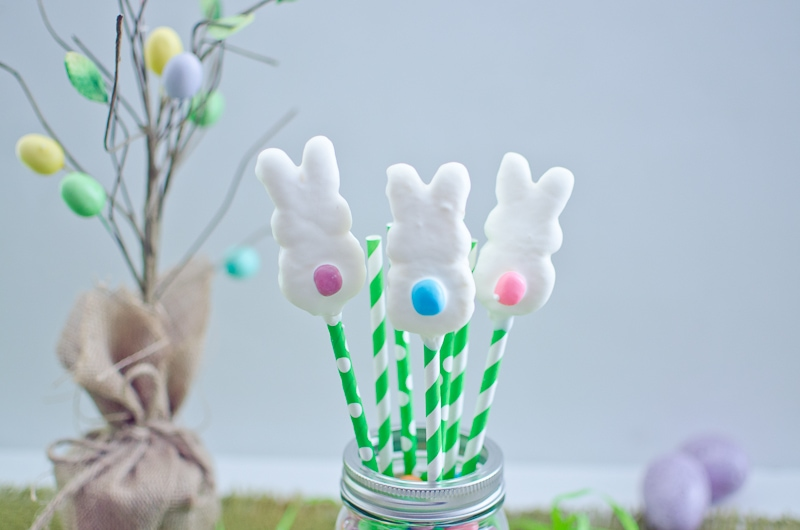 chocolate dipped marshmallow bunnies-3