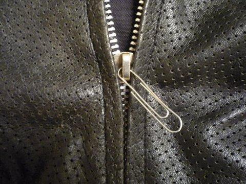 Paper-Clip-Zipper