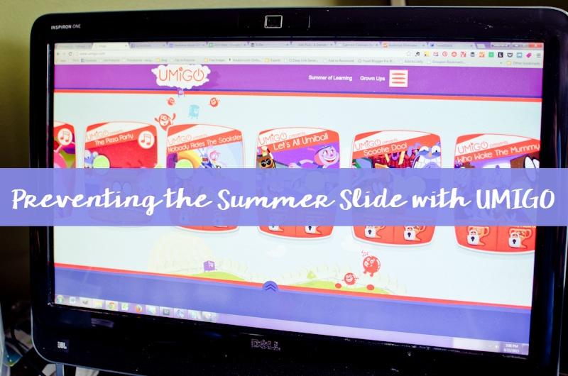 Preventing the Summer Slide with UMIGO