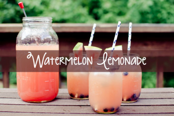 watermelon lemonade featured