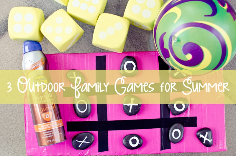 3 outdoor family games for summer featured