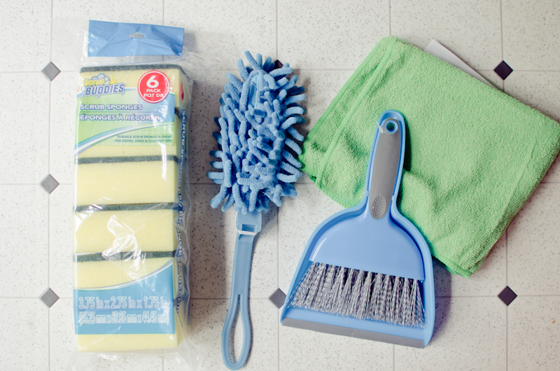 Dollar Store Finds to Clean Your House-3