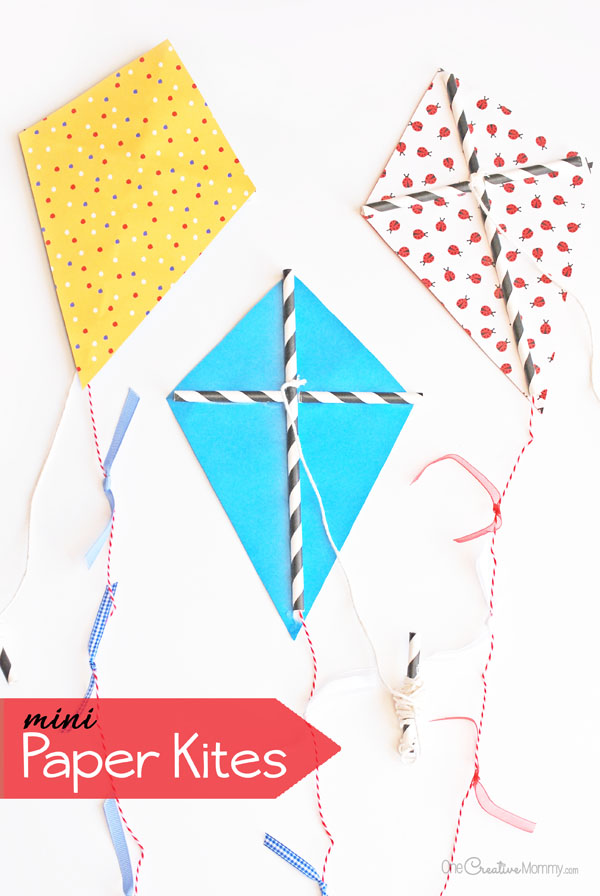 Summer family fun party a grande life for Kite craft for kids