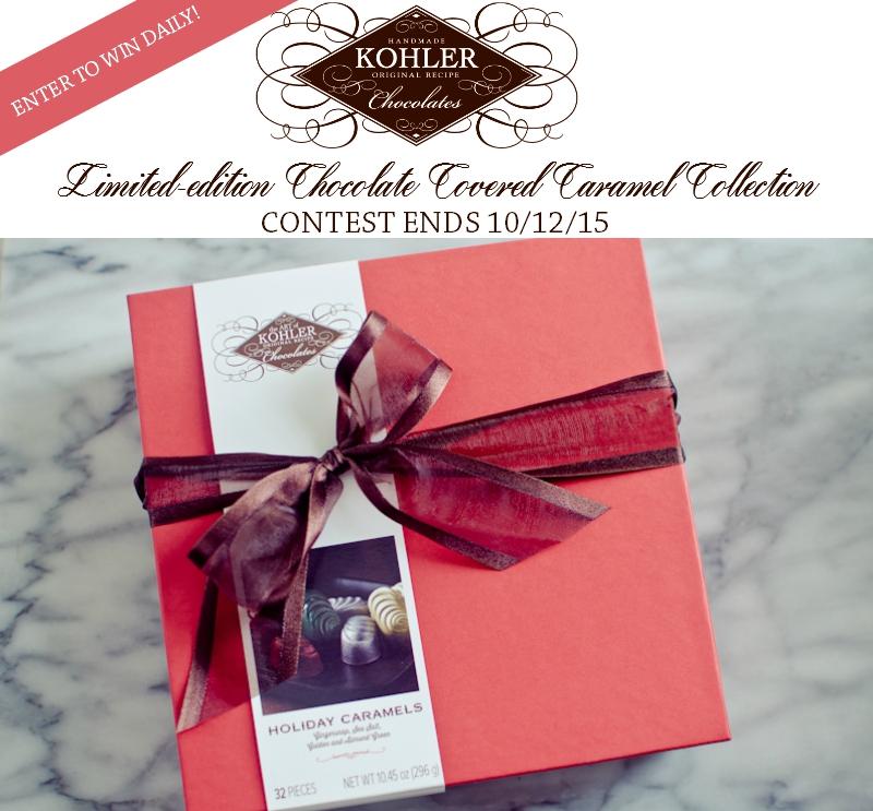 kohler giveaway