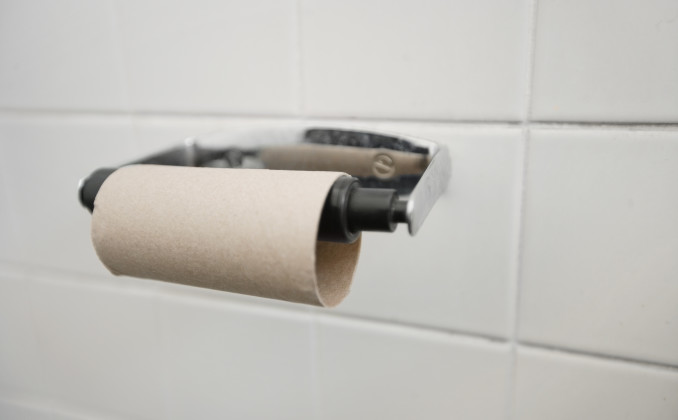 Stock Up & Never Run Out of Toilet Paper Again