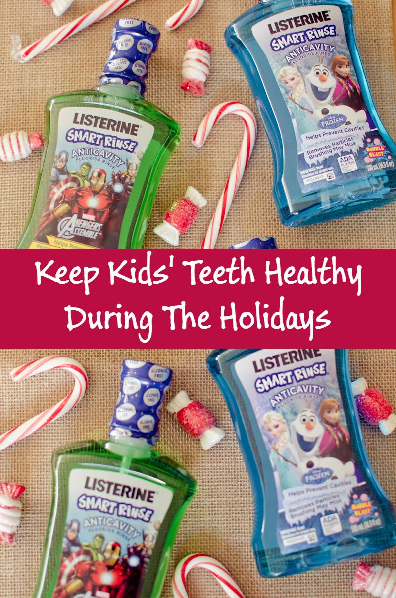 Keep Kids' Teeth Healthy During The Holidays