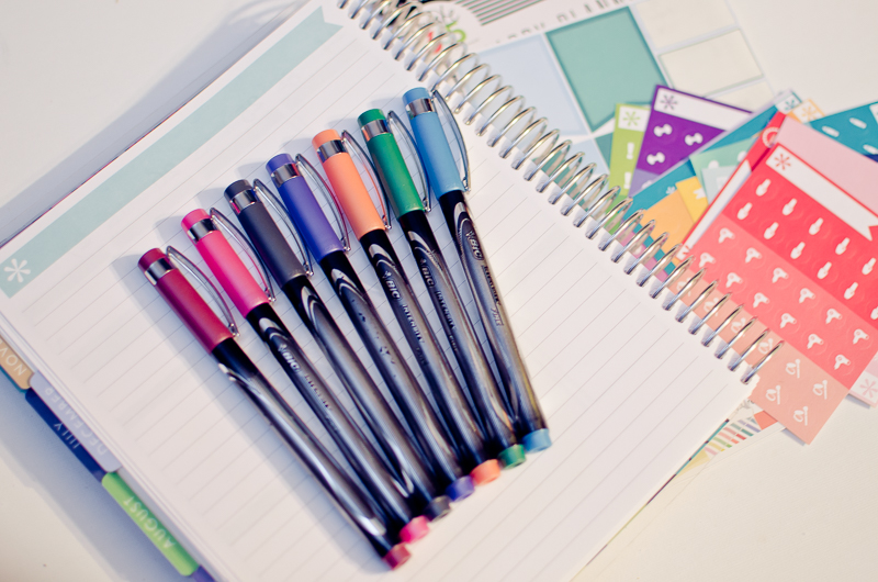 5 things every planner chick needs-1