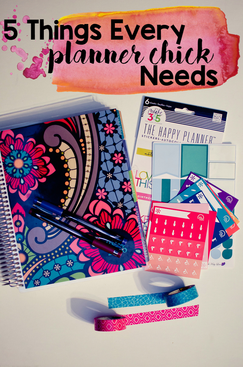 5 things every planner chick needs-4