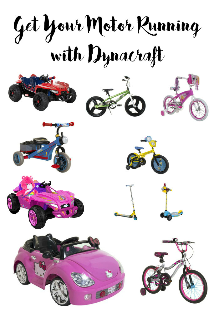 Dynacraft Ride Ons