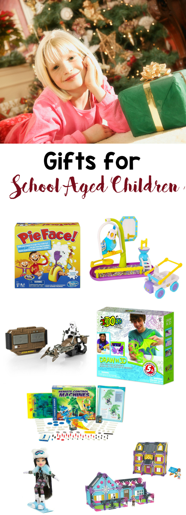 gifts for school aged children