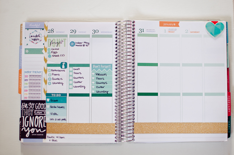 5 Things Every Planner Chick Needs