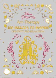 Disney Princesses Adult Coloring Book