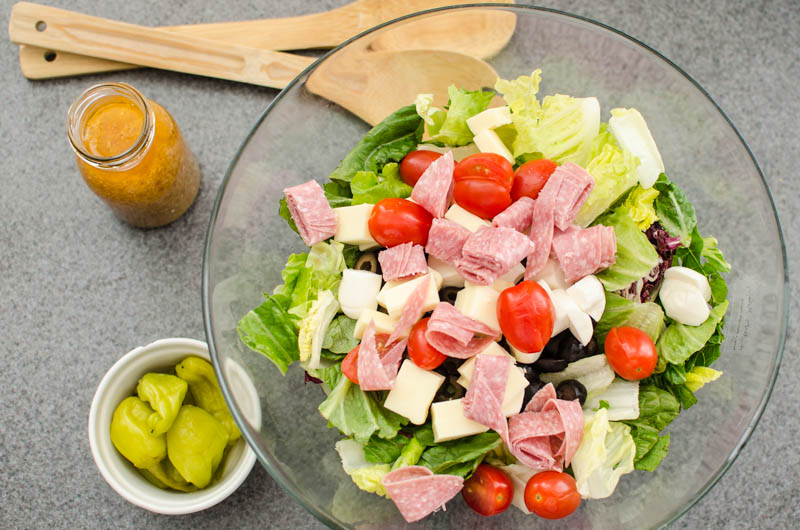 antipasto salad-8