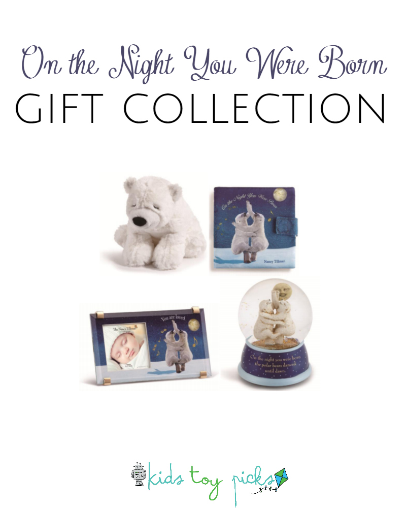 on the night you were born gift collection 2