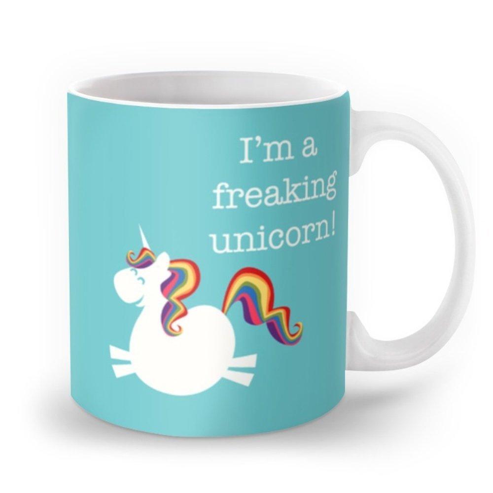 i'm a freaking unicorn