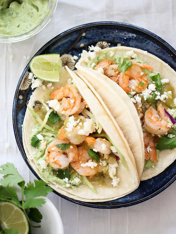 Shrimp-Tacos-with-Garlic-Avocado-Crema-foodiecrush.com-031
