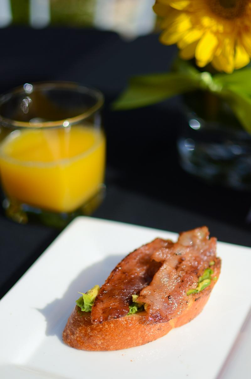 avocado and bacon on toast-2