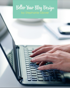 better your blog design cover