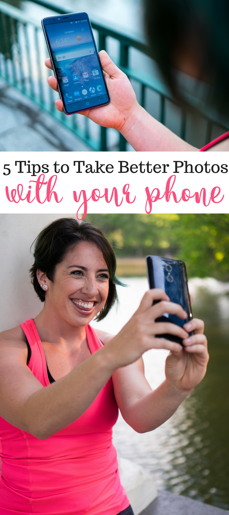 5 tips for taking better photos With Your Phone