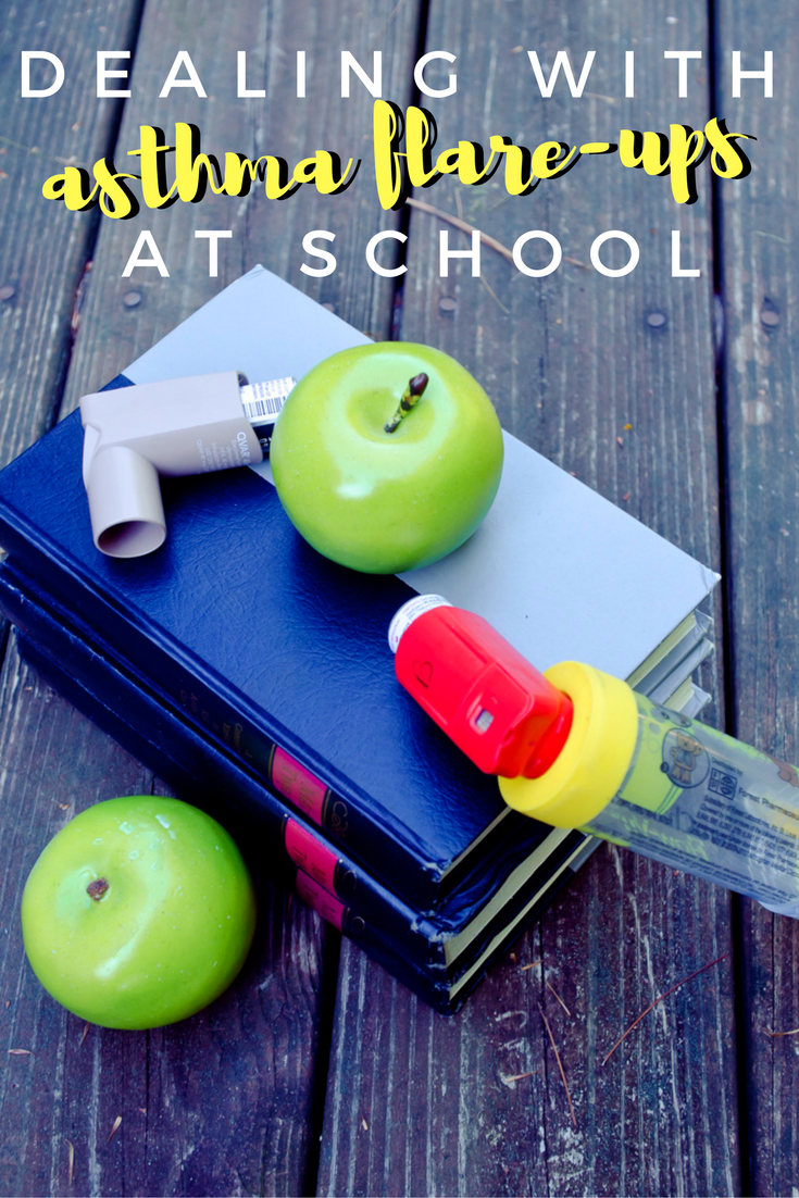 Dealing with Asthma Flare-Ups at School