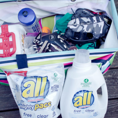 Mom's Ultimate Game Day Bag