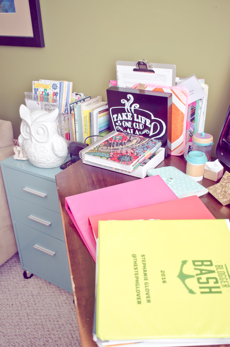 Work-At-Home Organizational Tips-6