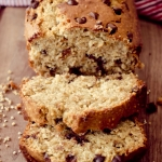 Chocolate Chip Oatmeal Banana Bread