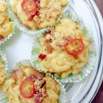 Gouda & Bacon Mac-and-Cheese Cups + Wisconsin Cheese Giveaway
