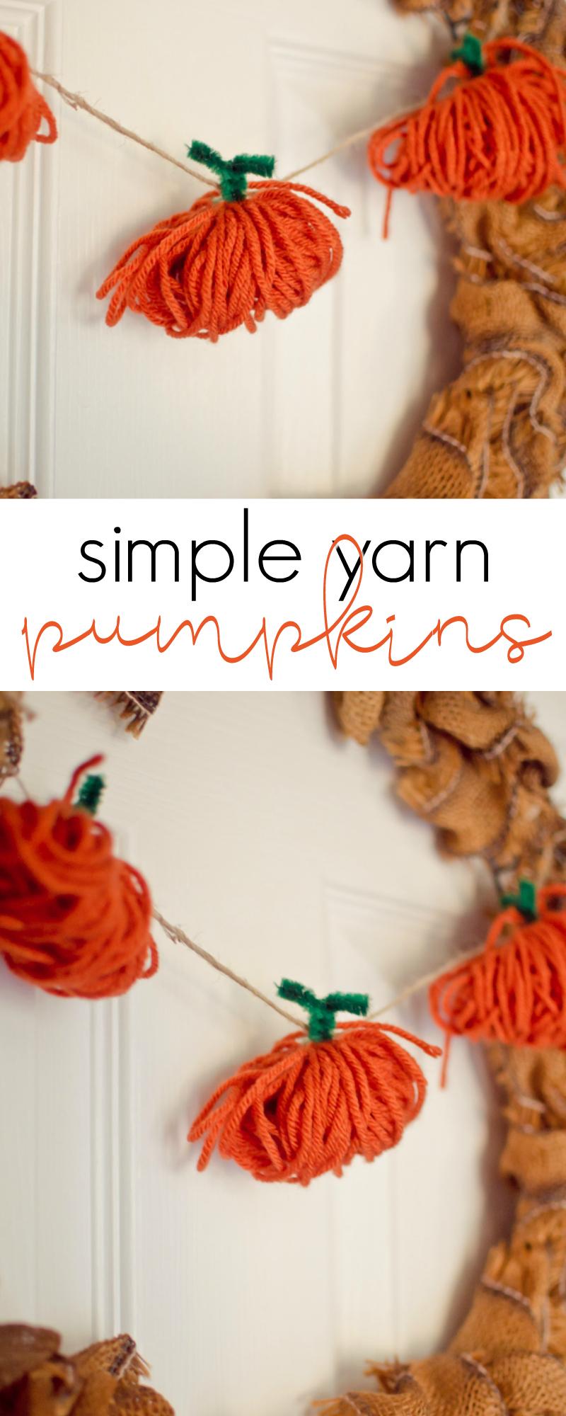 simple-yarn-pumpkins