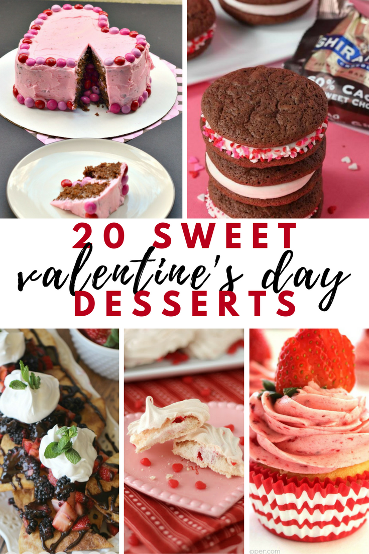 20 Sweet Desserts For Valentine 39 S Day A Grande Life