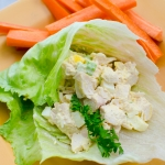 Low-Carb Crunchy Chicken Salad