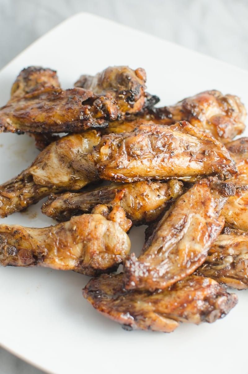 balsamic glaze wing-1
