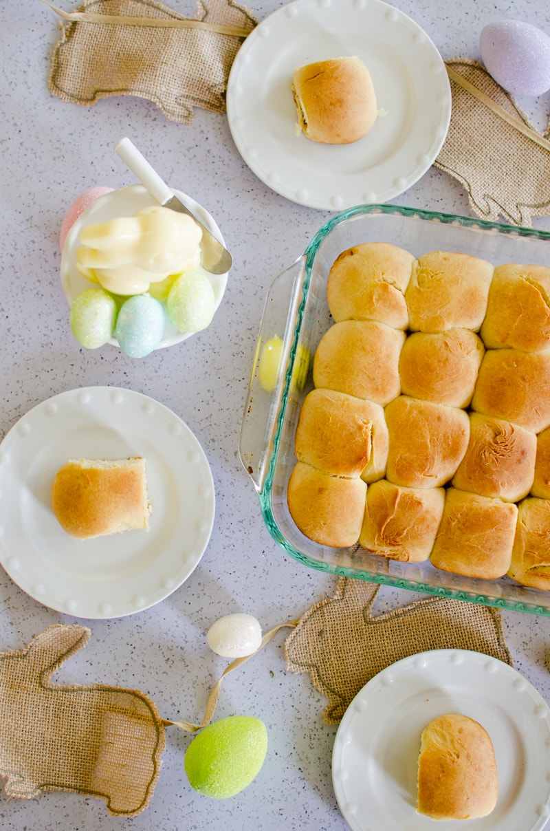 quick and easy dinner rolls-8