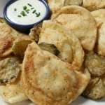 Chicken Fried Pierogies