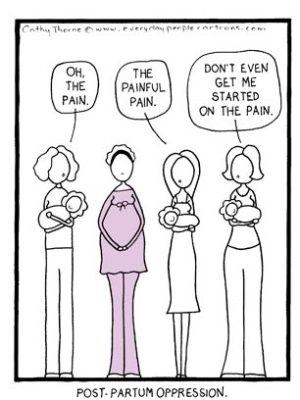 Post-Partum Oppression