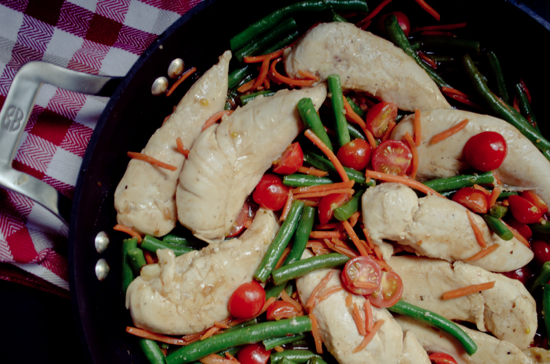 balsamic chicken and vegetables-3