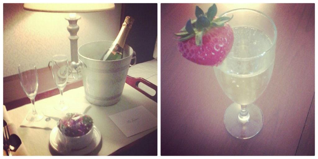 hotel room service at the omni philadelphia